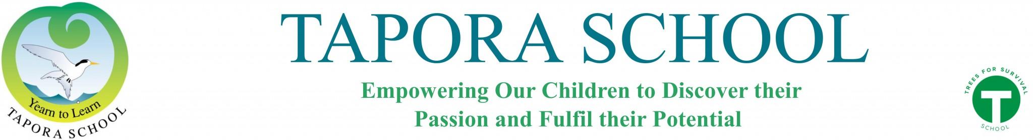 Tapora School Logo